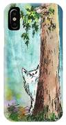 Peeping Tom IPhone Case