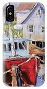 Peggy S Cove 02 By Prankearts IPhone Case