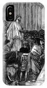 Pericles (c495-429 B.c.) IPhone Case