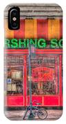 Pershing Square Central Cafe I IPhone Case