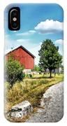 Peter Stuckey Farm IPhone Case