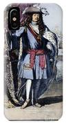 Peter The Great IPhone Case