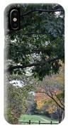 Petrifying Springs Golf Course IPhone Case