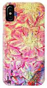 Petty In Pink IPhone Case