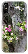 Petunia Tree IPhone Case