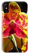Phalaenopsis Orchids IPhone Case