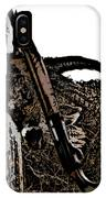 Pheasant Hunt IPhone Case