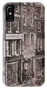 Philadelphia 1843 IPhone Case