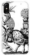 Philip II & Richard I IPhone Case