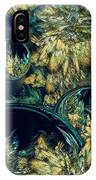 Phloral Activity  IPhone Case