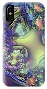 Phytoplankton IPhone Case