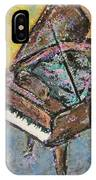 Piano Study 2 IPhone Case