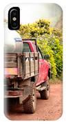 Pickup Truck IPhone Case