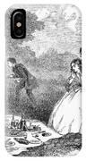 Picnic, 1859 IPhone Case