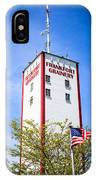 Picture Of Frankfort Grainery In Frankfort Illinois IPhone Case