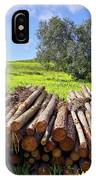 Pile Of Trunks IPhone Case