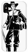 Pilgrim, 17th Century IPhone Case