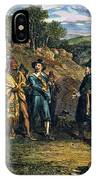 Pilgrims: Massasoit IPhone Case