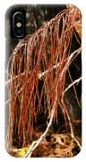 Pine Needles IPhone Case