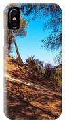 Pine Trees In El Chorro. Spain IPhone Case
