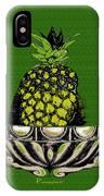 Pineapple Study  IPhone Case