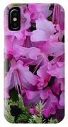 Pink Azalea IPhone Case