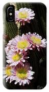 Pink Cactus IPhone Case