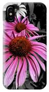 Pink Cutout IPhone Case