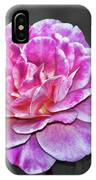 Pink Flame IPhone Case