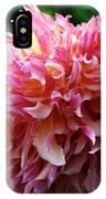 Pink Frills IPhone Case