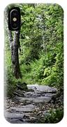 Pisgah Path IPhone Case