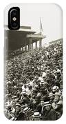 Pittsburgh: Forbes Field IPhone Case