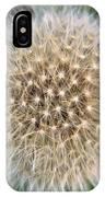 Planet Dandelion IPhone Case