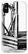 Platform Scale, C1900 IPhone Case