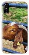 Please Exonerate Me - Billy Goat IPhone Case