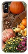 Plentiful Harvest IPhone Case