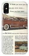 Plymouth De Soto 1953 IPhone Case