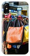Pocketbooks And Purses IPhone Case