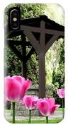 Polson Park Well IPhone Case