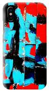 Polyptych   II IPhone Case