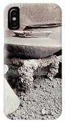 Pompeii: Cooking Pots IPhone Case
