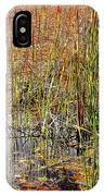 Pond And Rushes IPhone Case