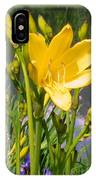 Pond Lily IPhone Case