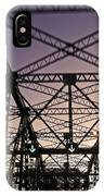 Pont Champlain - Montreal IPhone Case