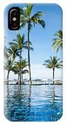 Poolside IPhone X Case