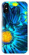 Pop Art Daisies 7 IPhone Case