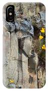 Poppies On The Cliff IPhone Case
