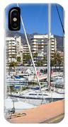 Port In Marbella IPhone Case