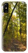 Portal Through The Woods IPhone Case
