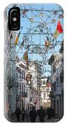 Portuguese Street IPhone Case